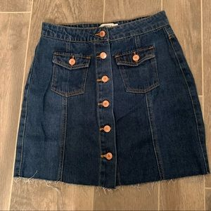 🌞Denim skirt